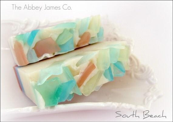 South Beach Gourmet Soap