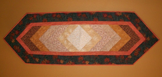 Autumn Splendor Tablerunner