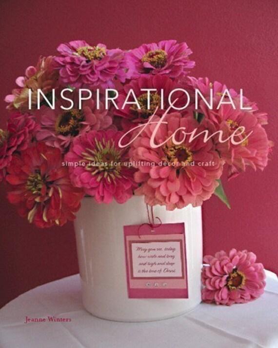SALE!! - Inspirational Home - signed copy