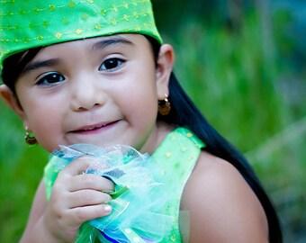 Mermaid Costume in Green