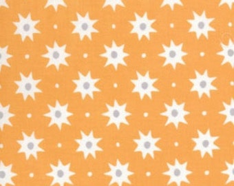 Annette Tatum,  Soliel - Pumpkin AT44 OOP  100% Quilters Cotton Available in Yards, Half Yards and Fat Quarters