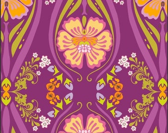 Dreaming in French - Femme Fatale - Art Gallery Pat Bravo - Available in Yards, Half Yards and Fat Quarters