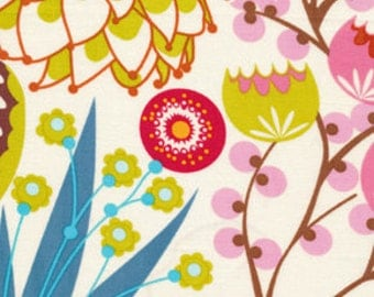 Anna Maria Horner - Loulouthi Summer Totem - Tart 100% Quilters Cotton Available in Yards, half Yards and Fat Quarters