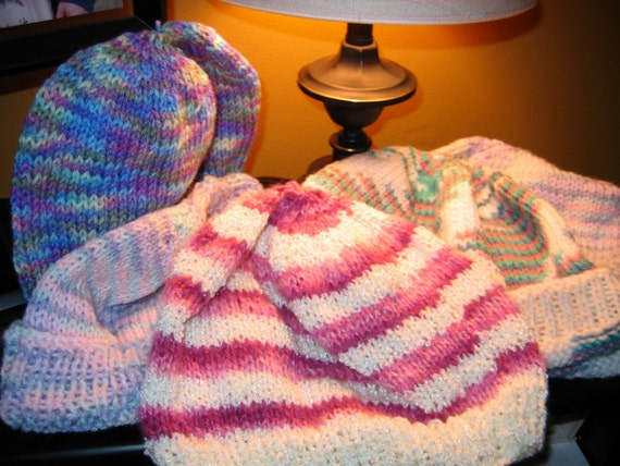 Free Knitted Chemo Cap Pattern