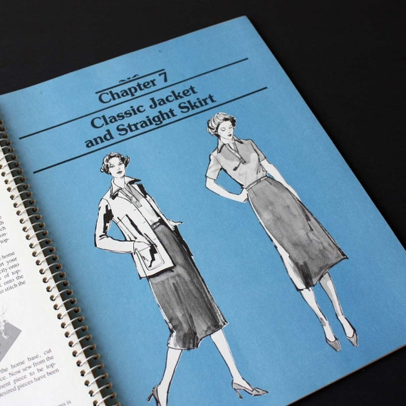 The Ann Person Method Sewing Book No. 1 - Vintage Sewing Book c. 1980