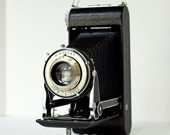 RESERVED for hellomynameisandie Vintage 1930s Kodak Senior Six 16 bellows camera in excellent condition
