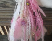 Hippie Shabby Chic In the PinkPocketbook charms medium