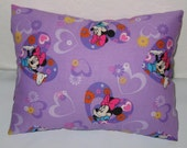 NEW- Minnie Mouse Travel/Toddler Pillow