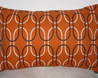 """Sweet Potato Pillow Cover - Lumbar Pillow Cover 12""""x16"""" or 12""""x18"""""""
