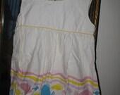 Vintage little girl dresses 1950s 1960s