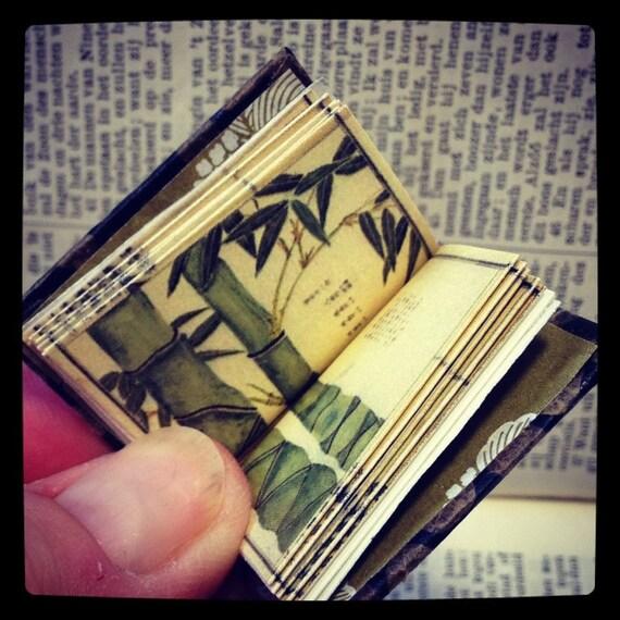"Miniature book ""Bambo"" 1 1/2 ' high"