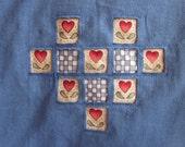 Heart Tshirt - Large - to benefit Heartline Ministries, Port Au Prince, Haiti