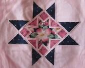 Ohio Star - Dogwood T-shirt (Pink) -  Large