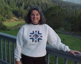 Ohio Star Sweatshirt  - Medium