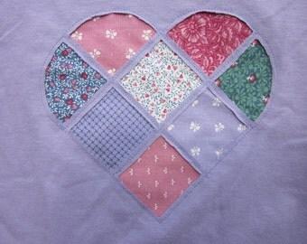 Heart t-shirt - large - to benefit Heartline Ministries, Port Au Prince, Haiti