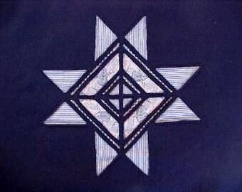 Navy Ohio Star sweatshirt - Medium