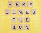 Here Comes The Sun 5x5 Fine Art Photography Print for the Home