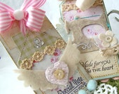 From the heart handmade Tags Shabby chic style