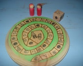 Little Red Riding Hood wooden board game