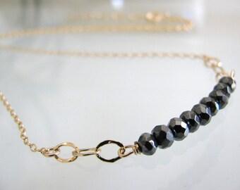Hematite Stone Necklace