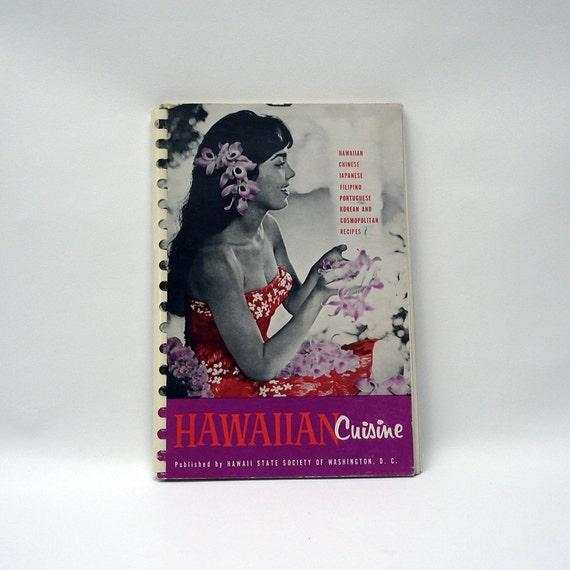 1962 Hawaiian cookbook