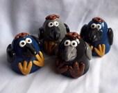 Ravens Talk keepsake ornament