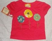 Yo-Yo Flower Shirt
