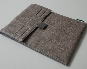 Laptop Case, for MacBook/UltraBook 11inch, Padded Linen Laptop Case