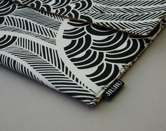 Laptop case, for 11inch MacBook Air and other UltraBook models, Cotton Canvas/Padded.