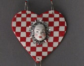Heart Ornament III
