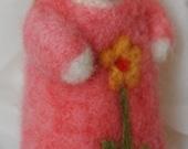 Felted Wool Dolls, custom listing for jrustdc