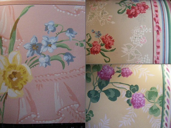 Mid Mod 1950s Wallpaper Samples Catalog with 70 Samples  HTF
