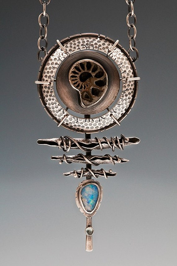 Ammonite's Cradle Talisman