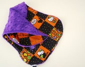 Trick or Treat Hello Kitty Burp Cloth