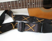 Hendrix Style Guitar Strap