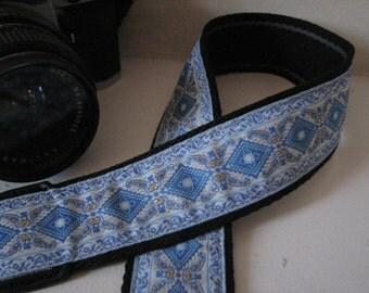 camera strap, Brenda Blue Design