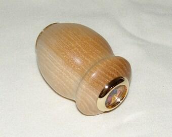 Kaleidoscope, Mini, Pecan Wood (193)