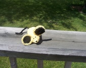 Crocheted Catnip Mouse - Even cats need playtime - Make a cat happy today - Unique