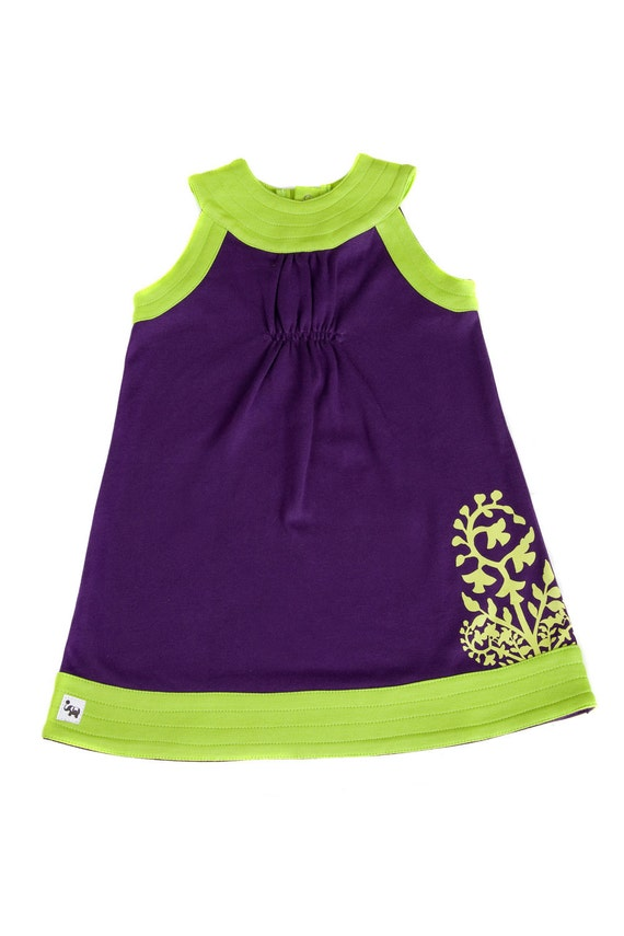 Toddler Dress Organic
