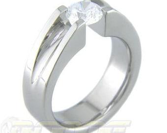 Sidegrooves -  Titanium Tension ring - The Original Design
