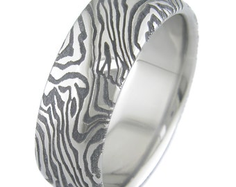 Mokulaze Titanium Ring