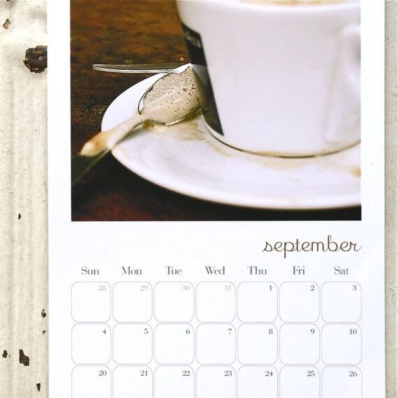 2011 Paris Calendar