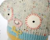 Salt Hand Knitted Bunny