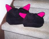 Fleece Kiits Hats for KittyKat19891