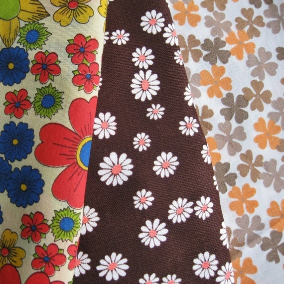 Flower Power Fabric Collection