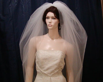 Waltz length  Bubble  Bridal Veil  Xtra-Xtra Pouffy