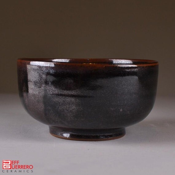 Tenmoku Tea Bowl (Matcha Chawan)