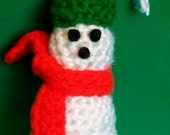 FROSTY - Snowman Ornament