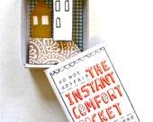 The Instant Comfort Pocket Box - Three houses