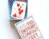The Valentine edition - Instant Comfort Pocket Box - Love in a jar